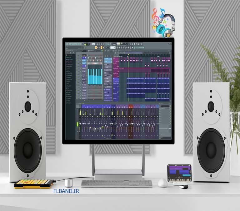 پروژه پاپ اف ال استودیو