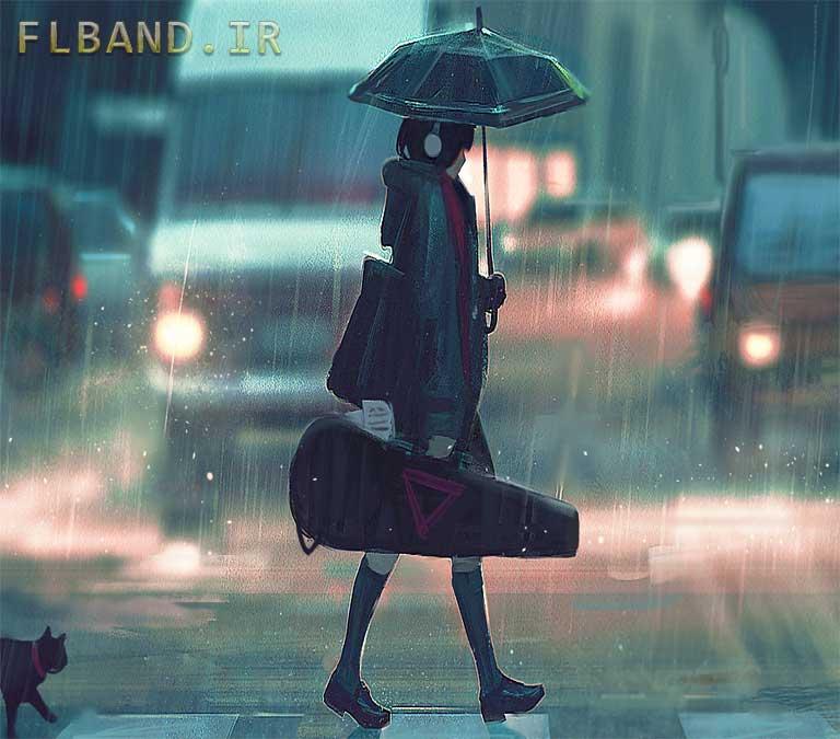 دانلود سمپل صدای باران