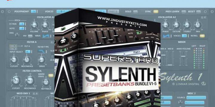 دانلود بانک صدای Sylenth1