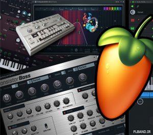 آهنگسازی در اف ال استودیو